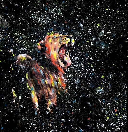 the lion sleeps no more by Calgacus