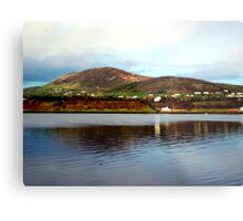 Over The Causeway Metal Print