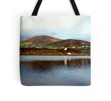 Over The Causeway Tote Bag