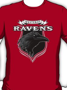 Westeros Ravens- Game of Thrones Shirt T-Shirt