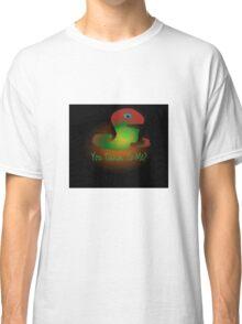 T-shirt talkin' to me Classic T-Shirt