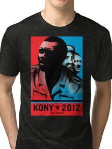 Kony 2012 Tri-blend T-Shirt