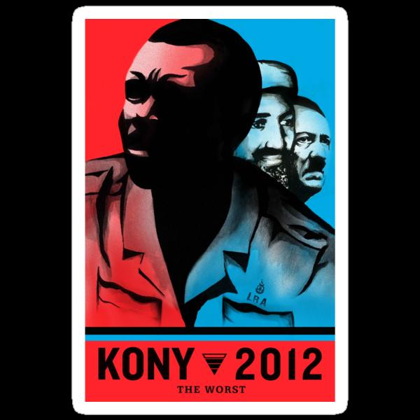 Kony 2012 by MrYum