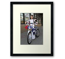 First Holy Communion in Poland .Gifts of a religious nature , cash and bicycles are usually given. by Doktor Faustus . Views (100) Thx! Framed Print
