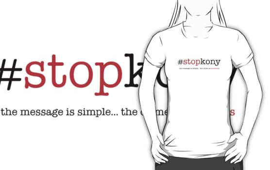 #STOPKONY - Stop Kony 2012 by Brother Adam