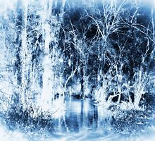 Don't Go Into the Woods Tonight© by walela
