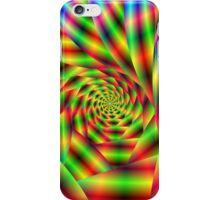 Psychedelic Spiral iPhone Case/Skin