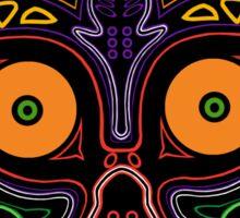 Skull Kid Mask Sticker