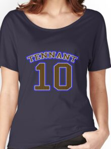 Tennant Team Shirt Women's Relaxed Fit T-Shirt