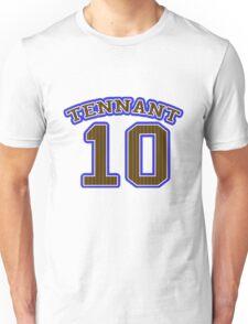 Tennant Team Shirt Unisex T-Shirt