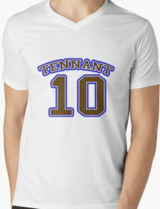 Tennant Team Shirt Mens V-Neck T-Shirt