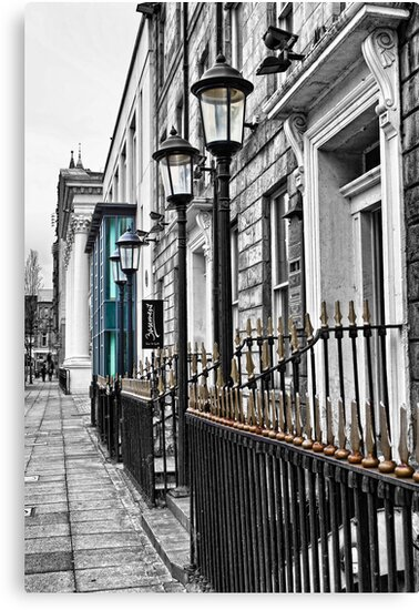 The Street by Chris Cardwell