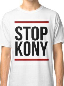 "Kony T-Shirt - ""Stop Kony"" Classic T-Shirt"