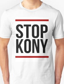 "Kony T-Shirt - ""Stop Kony"" T-Shirt"