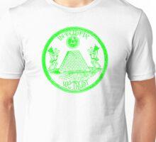 Dubfixx Green Circle Unisex T-Shirt