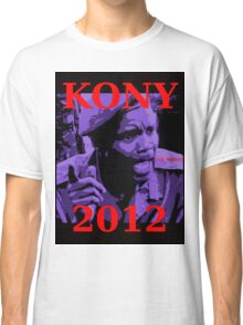 KONY 2012 Stop the Madness Classic T-Shirt
