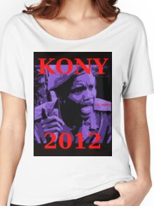 KONY 2012 Stop the Madness Women's Relaxed Fit T-Shirt