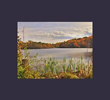 Greenbelt Lake In The Fall Unisex T-Shirt