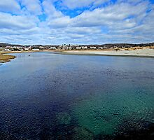 Good  Harbor: Gloucester,  Mass by john forrant
