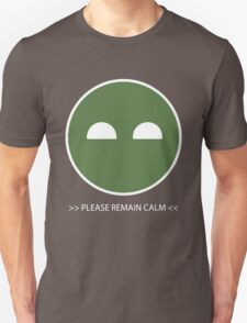 Halo ODST Superintendent - Calm T-Shirt
