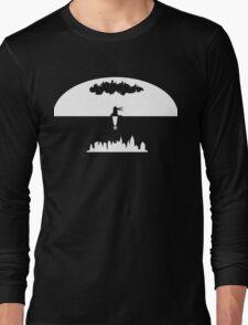 Bioshock Two Cities Long Sleeve T-Shirt