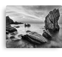The Timeless Shore Canvas Print