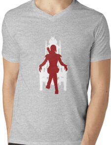 Vector Katniss Mens V-Neck T-Shirt