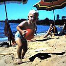 Beach Babe, circa 1965 by Susie Raine