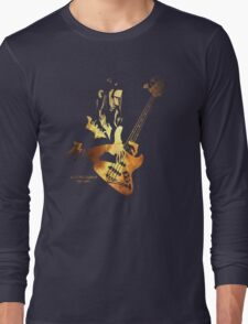 Jaco Pastorius in Memoriam Long Sleeve T-Shirt