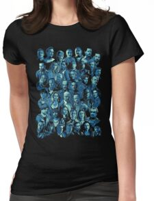 Breaking Bad Reunion Womens Fitted T-Shirt