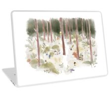 A Day in the Woods Laptop Skin