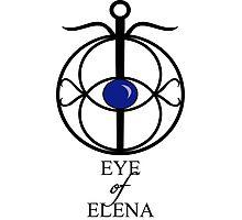 EYE of ELENA Photographic Print