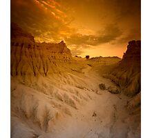 Mungo Moonscape Photographic Print