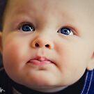 Drew, 8 months old :) by eelsblueEllen