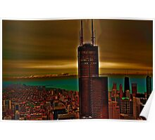 Sears.Willis.Tower Poster