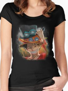 L.A.S. Women's Fitted Scoop T-Shirt