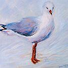 2015 calendar of birds © by Elizabeth Moore Golding