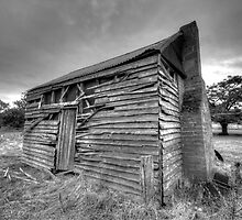 Needs A Little Work - Illabo,NSW - The HDR Experience by Philip Johnson
