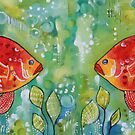 'Fish to Fish and Face to Face' by Rachel Ireland-Meyers