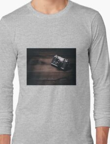 Old Camera Long Sleeve T-Shirt