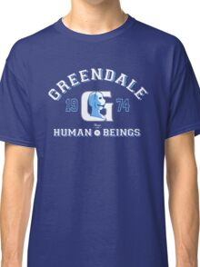 Greendale Human Beings T-Shirt Classic T-Shirt