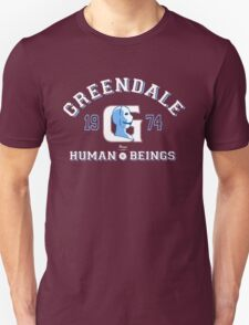 Greendale Human Beings T-Shirt Unisex T-Shirt