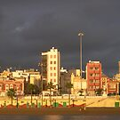 las palmas ....early in the morning  by patricemassa