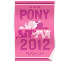 PONY 2012 Poster