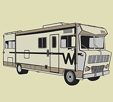 Meth RV Lab by sologfx