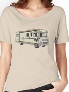 Meth RV Lab Women's Relaxed Fit T-Shirt