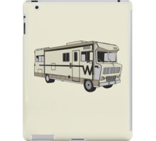 Meth RV Lab iPad Case/Skin