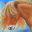 Miniature Pony by Margaret Stockdale
