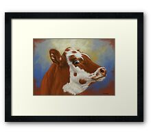 Bull's Eye Framed Print