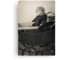 Margarets Doll Canvas Print